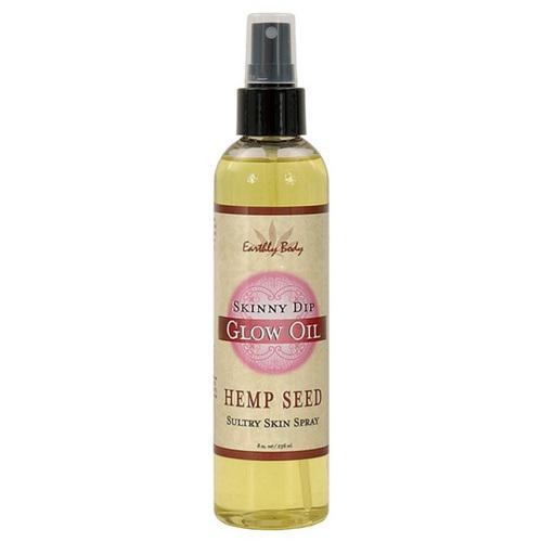 Earthly Body Moisturizing Oil Spray - 8 oz Skinny Dip