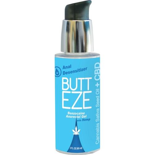 Butt Eze Anal Desensitizer - 2 Fl. Oz. / 60 ml