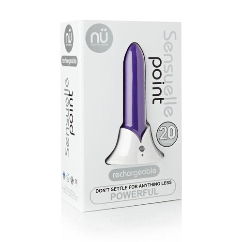 Sensuelle Point 20 Function - Purple