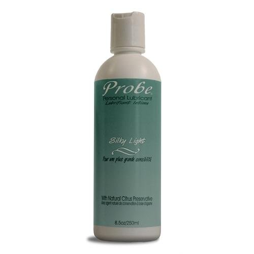 Probe Personal Lubricant Silky Light - 8.5 Oz.