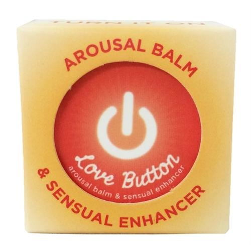 Love Button Arousal Balm for Him and Her - 0.3 Oz.