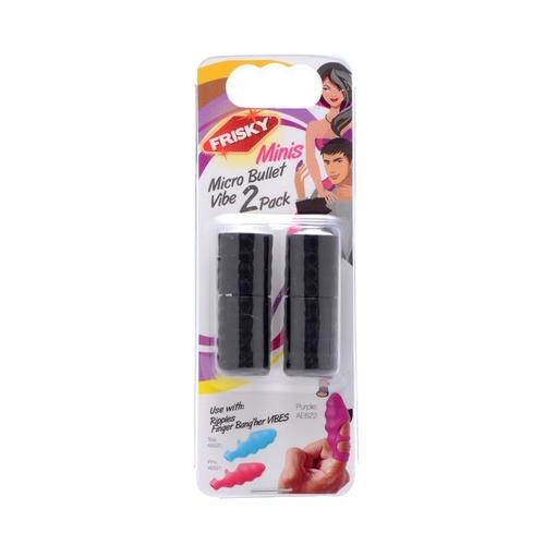Minis Micro Bullet Vibe - 2 Pack