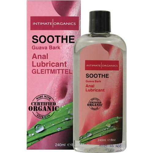 Intimate Earth Soothe Anti-Bacterial Anal Lubricant - 240 ml