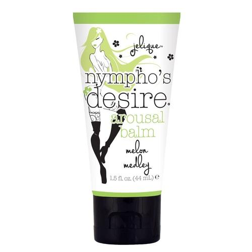 Nympho's Desire Arousal Balm - Melon Medley - 1.5  Fl. Oz. / 44 ml