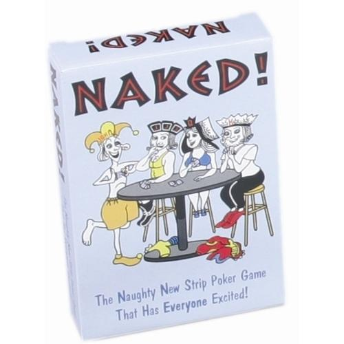 Naked! - Card Game
