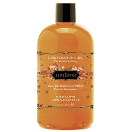 Luxury Bathing Gel - Wild Clove
