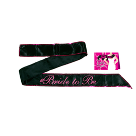 Bride-to-Be Party Sash