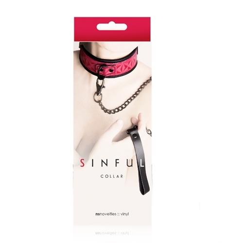 Sinful - Collar - Pink