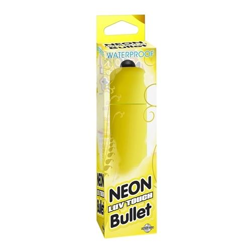 Neon Luv Touch Bullet - Yellow