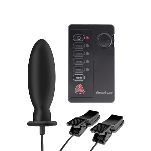 Fantasy Fetish Shock Therapy Kinky Couples Travel Kit