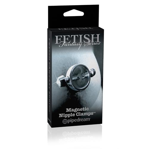 Fetish Fantasy Series Limited Edition Magnetic Nipple Clamps