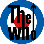 The Who Official Store mobile logo
