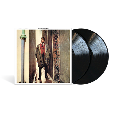 Quadrophenia 2LP (2020 Reissue)