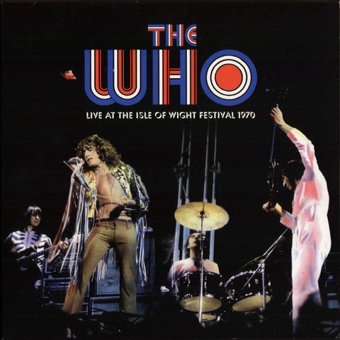 Live At The Isle Of Wight Festival 1970 3 LP