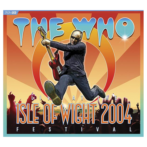 Live At The Isle of Wight Festival 2004 Blu-Ray