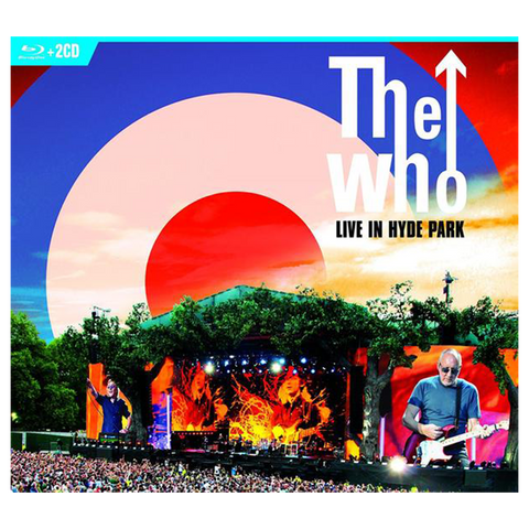 Live In Hyde Park 2 CD/Blu-Ray Combo