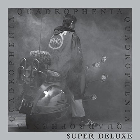 Quadrophenia 2 CD Deluxe Edition