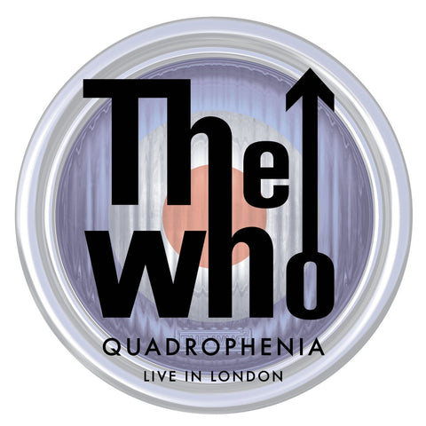 Quadrophenia - Live In London DVD
