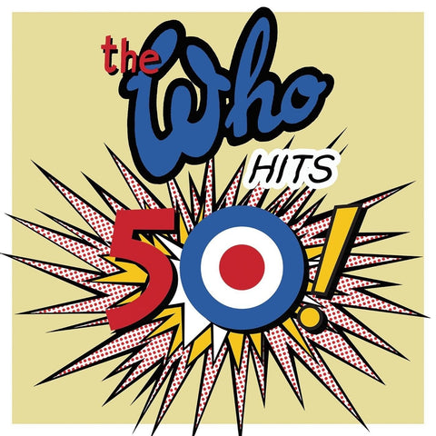 The Who Hits 50 2 LP