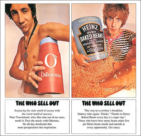 The Who Sell Out 2 CD Deluxe Edition