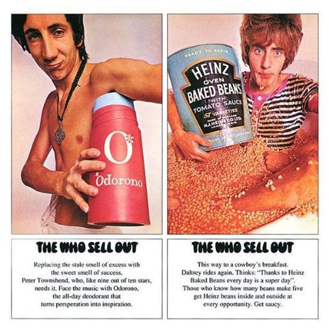 The Who Sell Out LP Remastered