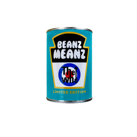 The Who Limited Edition Heinz Beanz Can