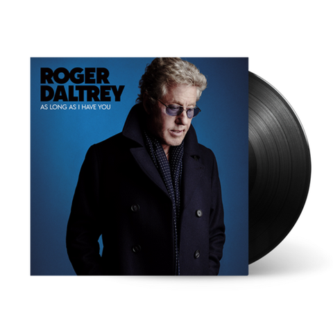 "Roger Daltrey - ""As Long As I Have You"" Vinyl"