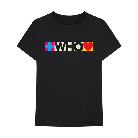 WHO Album Tracklist T-Shirt