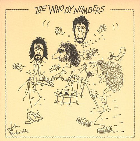 The Who By Numbers CD