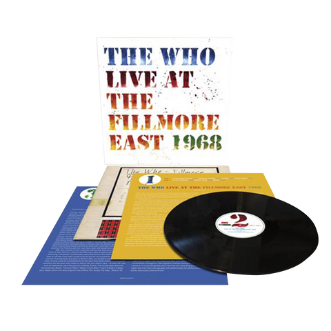 Live at the Fillmore East 3LP