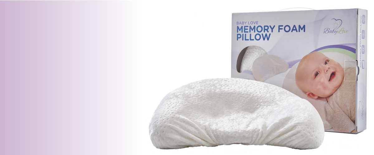 The Original  Memory Foam  Head Shaping PIllow