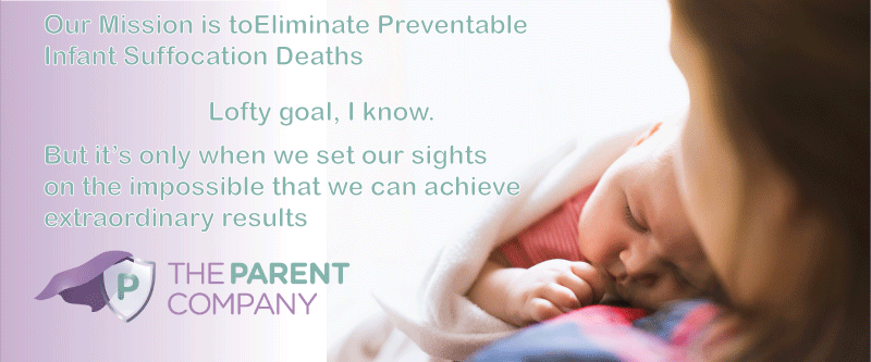 Our mission is to eliminate preventable infant