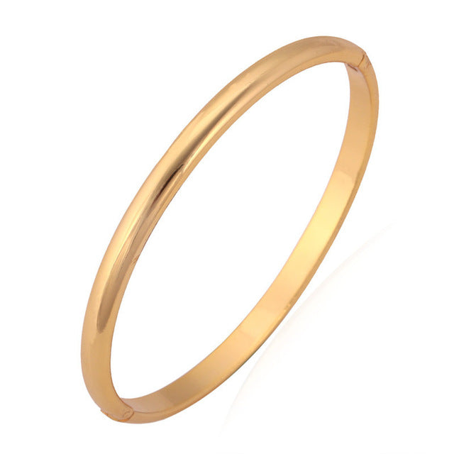 Simple Fashion Bangle - In Style Bangles