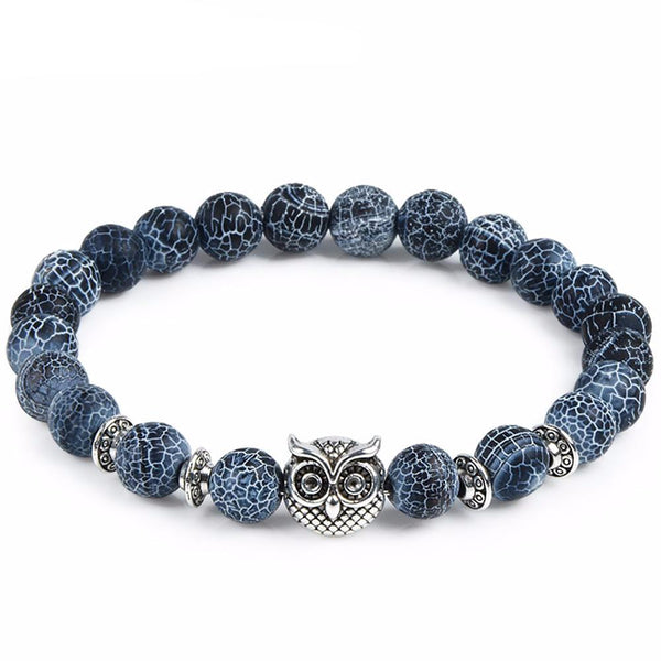 Cute Animal Stone Unisex Bracelet - In Style Bangles