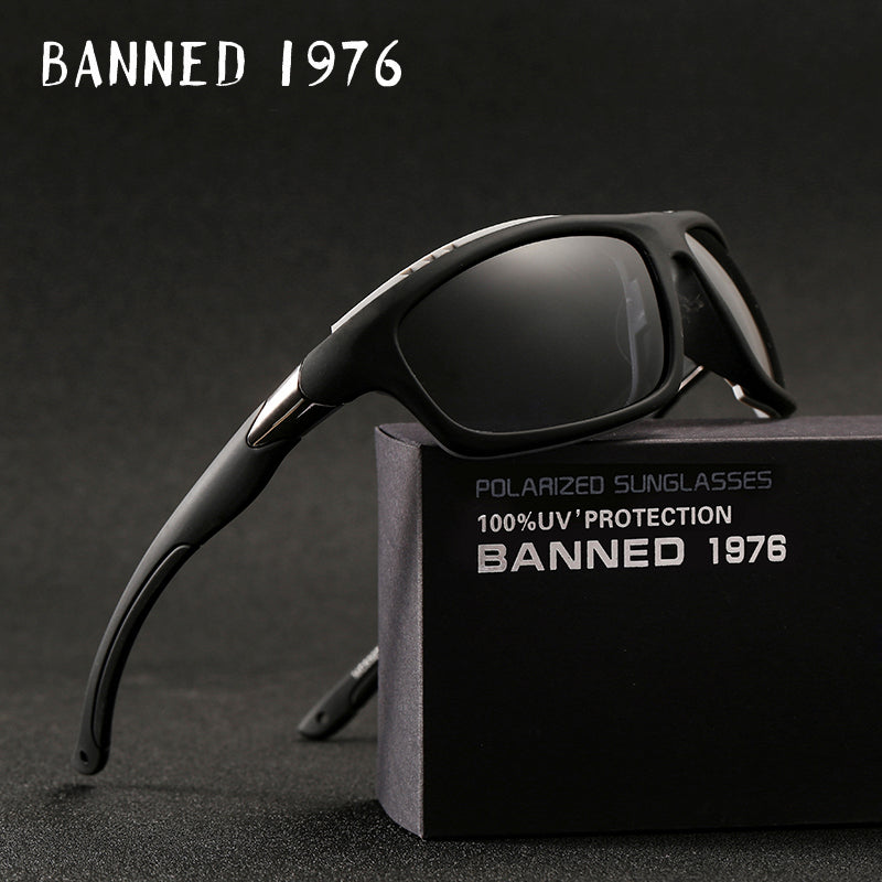 Banned 1976 Polarized Sunglasses - In Style Bangles