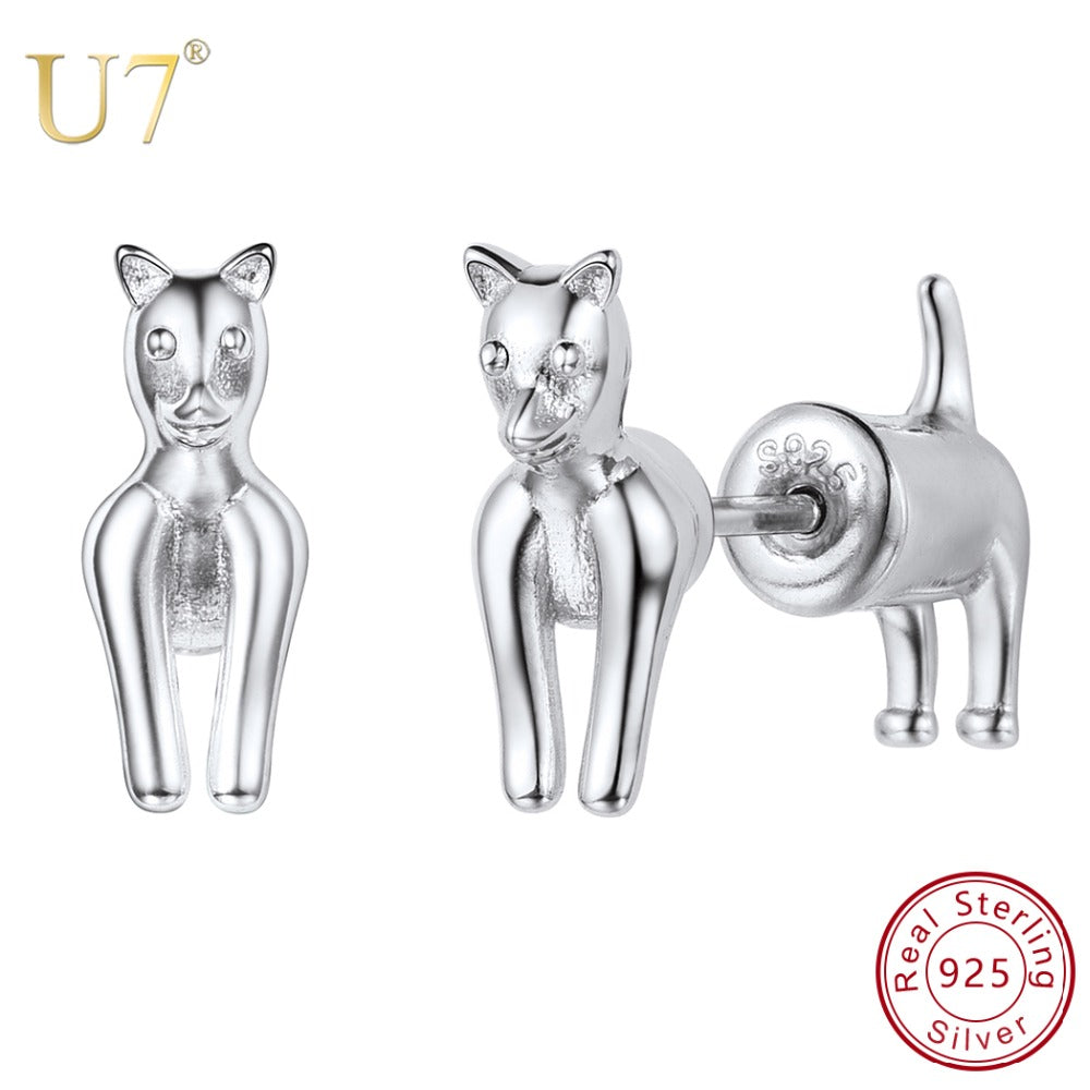 Sterling Silver Chihuahua Dog - In Style Bangles