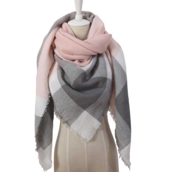 Beautiful Cashmere Blanket Scarf - In Style Bangles