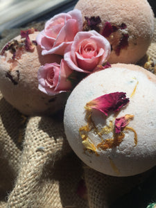 Rose Water, Lavender& Rose Geranium