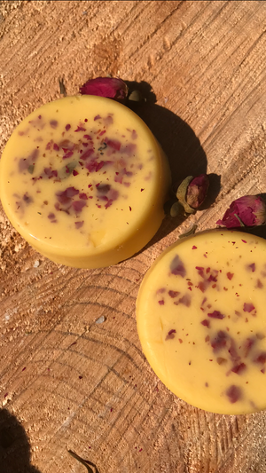 Rosehip Lotion Bar