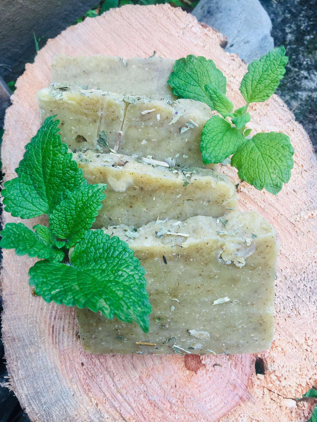 Lemon Balm & Tea Tree