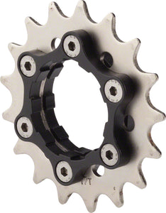 Problem Solvers Singlespeed Cog/Carrier 19-tooth fits Shimano-splined Freehub Bodies