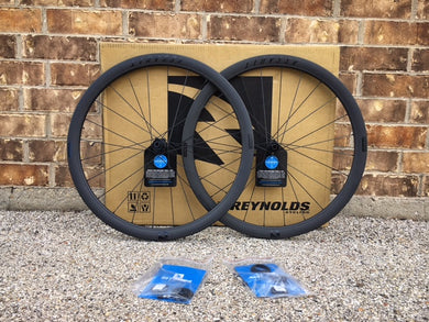 Reynolds Assault Carbon Clincher Disc Brake Wheelset 700c Shimano SRAM 11-speed
