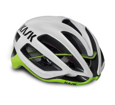 Kask Protone - White / Lime