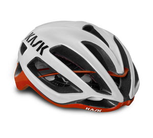 Kask Protone - White / Red
