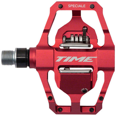 Time SPECIALE 12 Red Pedals