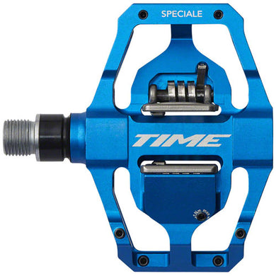Time SPECIALE 12 Blue Pedals