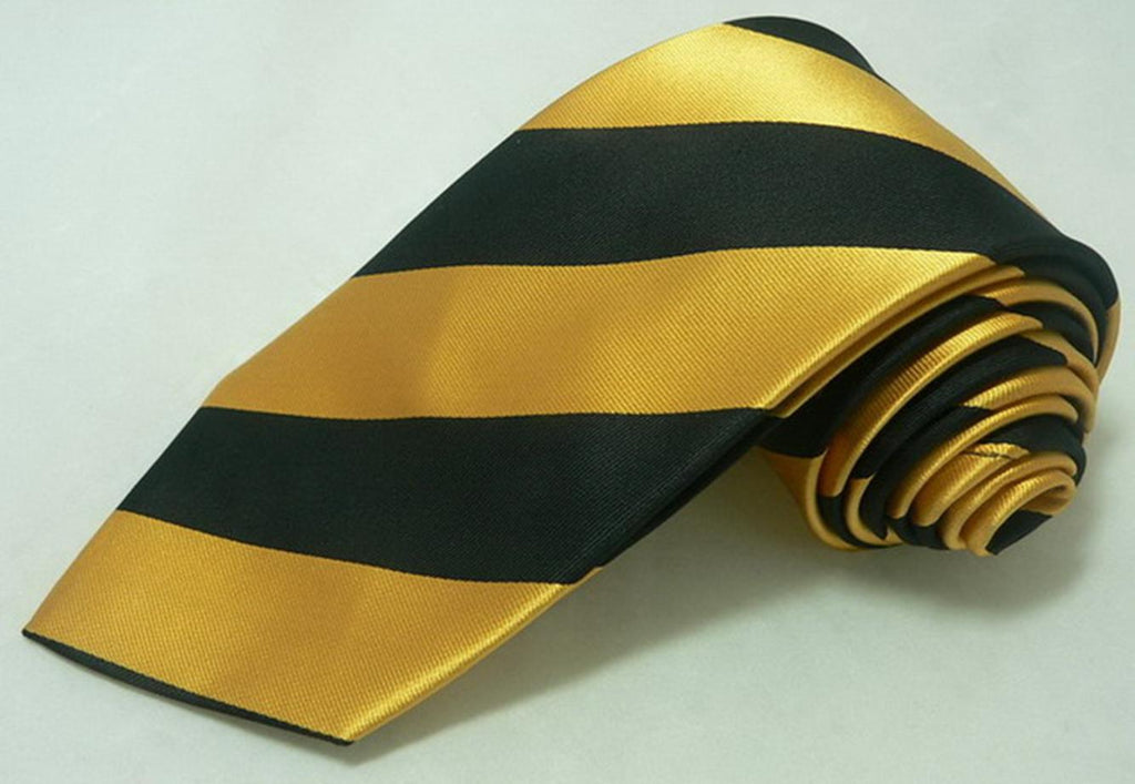 Striped Yellow And Black