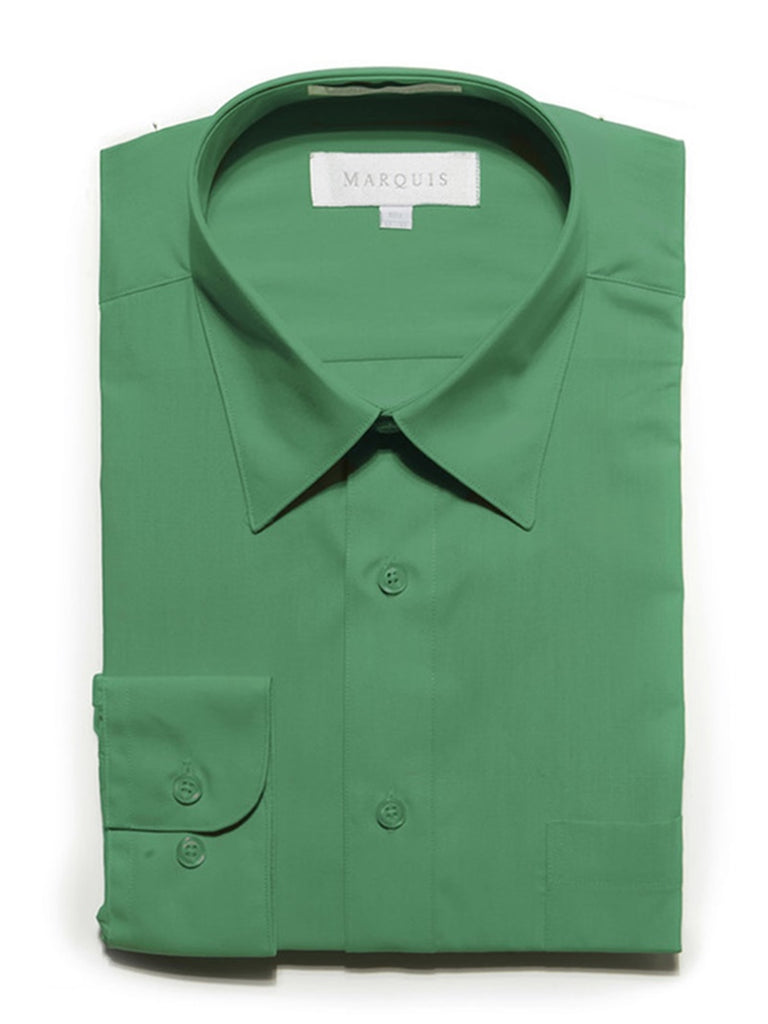 Emerald / 18.5 Neck 36/37 Sleeve