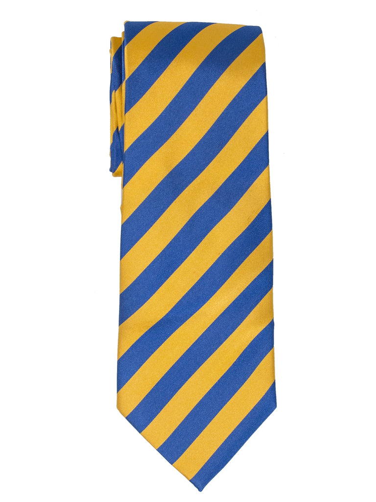Yellow And Royal Blue Stripes