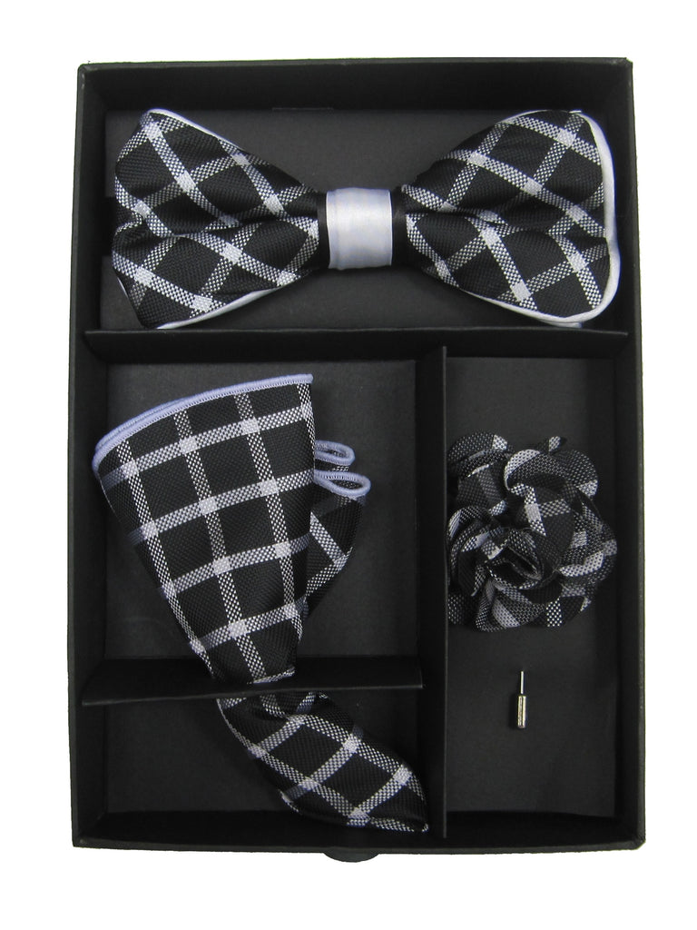 Black & White Plaid 1